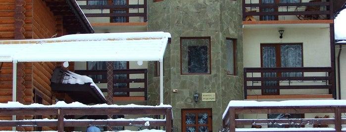Ведмежий Двір is one of Locais curtidos por Valery.