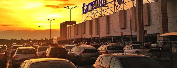 Carrefour is one of Ghid de București.
