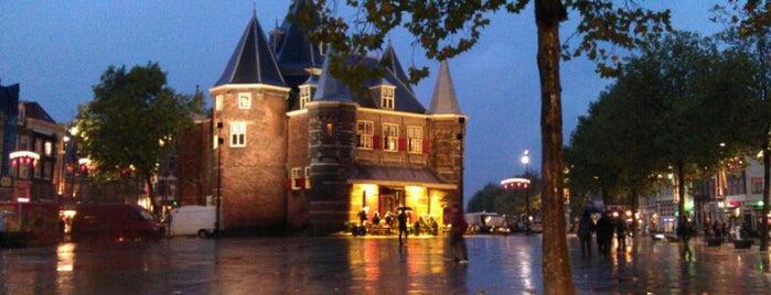 Nieuwmarkt is one of Amsterdam.