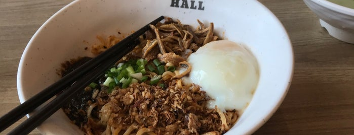 Chilli Pan Mee is one of Penang | Eats.