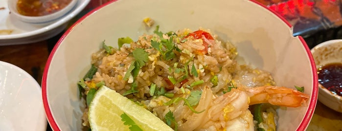 Lung Yai Thai Tapas is one of Miami Casual Dinner.