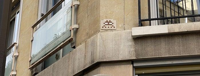 Rue de Fleurus is one of Paris.