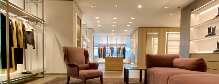 Bottega Veneta is one of Shopping.