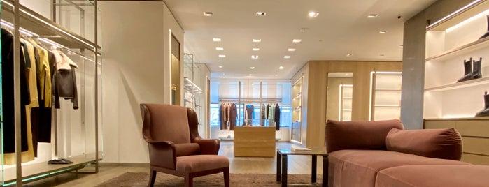 Bottega Veneta is one of New York Shopping.