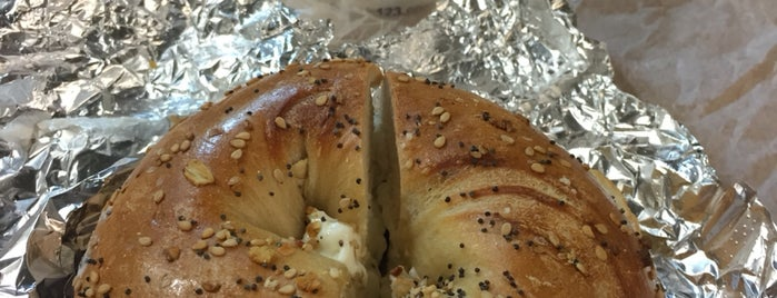 Pick A Bagel is one of Brunch.