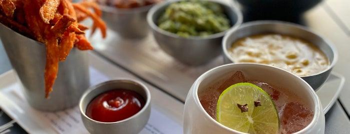 Terra Restaurant at Four Seasons Resort Rancho Encantado Santa Fe is one of สถานที่ที่ Ethan ถูกใจ.