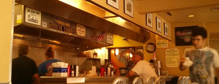Primanti Bros. is one of Pizza in the burgh.