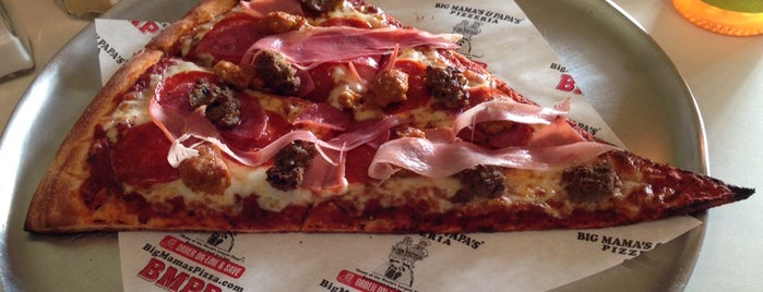 Big Mama's and Papa's Pizzeria is one of Hollywood lunch.