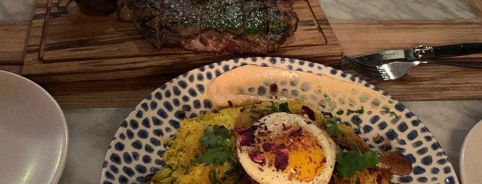 Barcha is one of Best Vegan Friendly Restaurants in San Francisco.