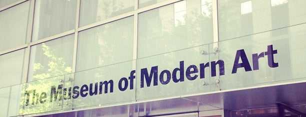 Museum of Modern Art (MoMA) is one of USA.
