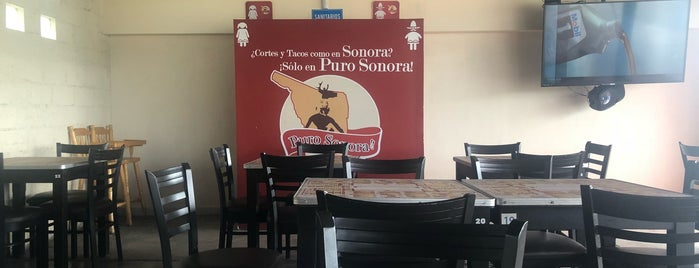 Puro Sonora Las Torres is one of Nelly'in Beğendiği Mekanlar.