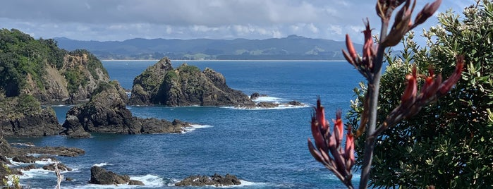 Matapouri Bay is one of Nuova Zelanda.