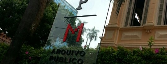Arquivo Público Mineiro is one of Art galeries,theatre and cultural tourism in BH.