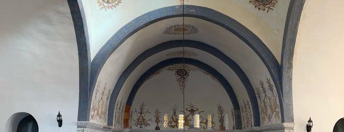 Gazi Süleyman Paşa Camii (Küçük Ayasofya) is one of Lugares favoritos de Vahit.