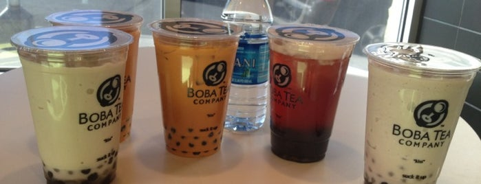 Boba Tea Co is one of Posti che sono piaciuti a ALEJANDRA.