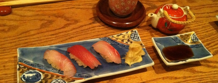 Makoto is one of Best DC Sushi.
