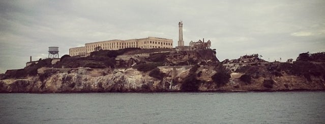 Alcatraz Island is one of San Fran Trip!.