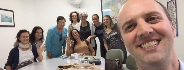 Centro Cultural Brasil Italia is one of Lieux qui ont plu à renata.