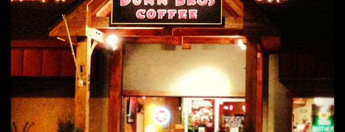Dunn Brothers Coffee is one of Blair's list.