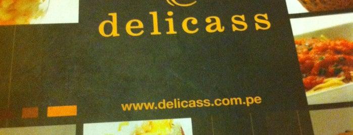 Delicass is one of Orte, die Aldo gefallen.