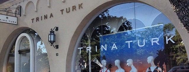 Trina Turk is one of Orte, die Allison gefallen.