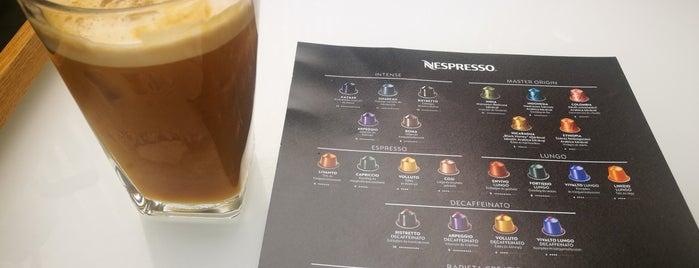 Nespresso Boutique is one of Orte, die Balázs gefallen.