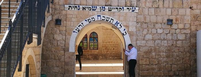 קבר רבי שמעון בר יוחאי is one of Ronsho has left the building.