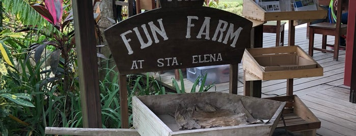 Sta. Elena Fun Farm is one of Lieux qui ont plu à Shank.