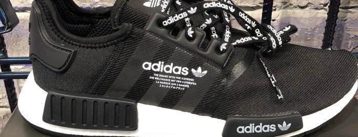 Adidas Originals is one of Shank'ın Beğendiği Mekanlar.