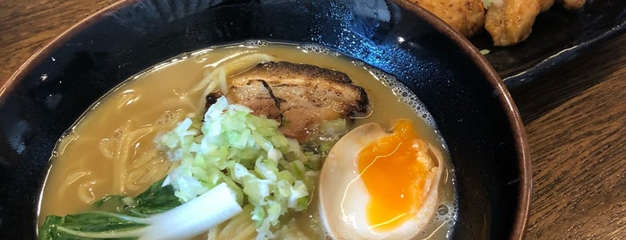Tongara Ramen is one of Lieux qui ont plu à Shank.