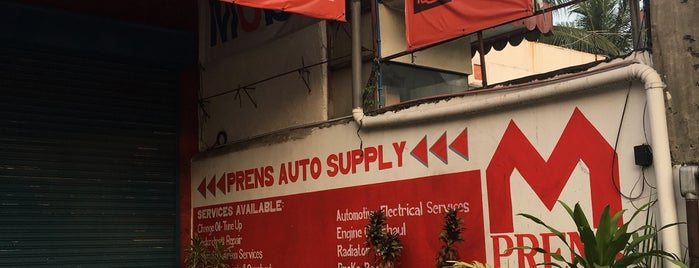 Prens Auto Supply BF Homes is one of Tempat yang Disukai Shank.