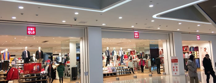 UNIQLO is one of Lieux qui ont plu à Shank.