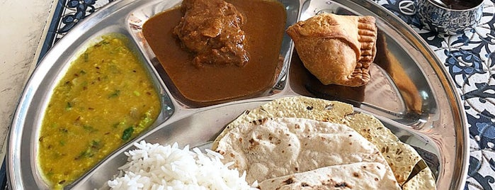 Om Indian Kitchen is one of Gespeicherte Orte von Derek.