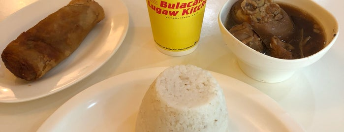 Bulacan Lugaw Kitchen is one of Lieux qui ont plu à Shank.