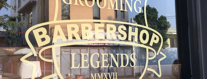 Grooming Legends Barbershop is one of Shank 님이 좋아한 장소.