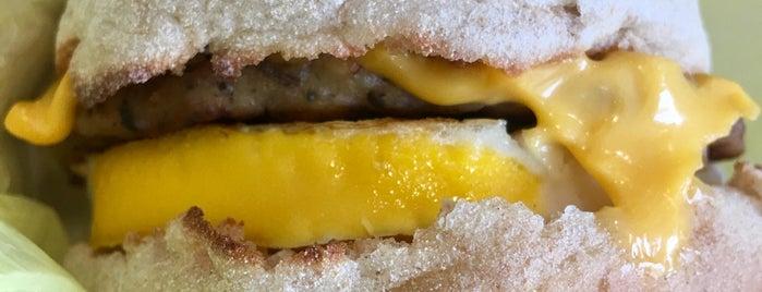 McDonald's is one of Shank'ın Beğendiği Mekanlar.