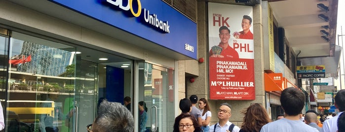 BDO Unibank is one of Locais curtidos por Shank.