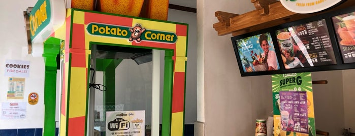 Potato Corner, Complex, MGV is one of Tempat yang Disukai Shank.