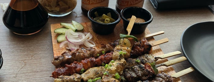 Stickz BBQs Of Asia is one of Lugares favoritos de Shank.