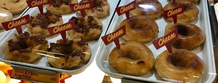 Krispy Kreme is one of Shank 님이 좋아한 장소.