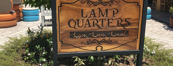 Lamp Quarters is one of Locais curtidos por Shank.