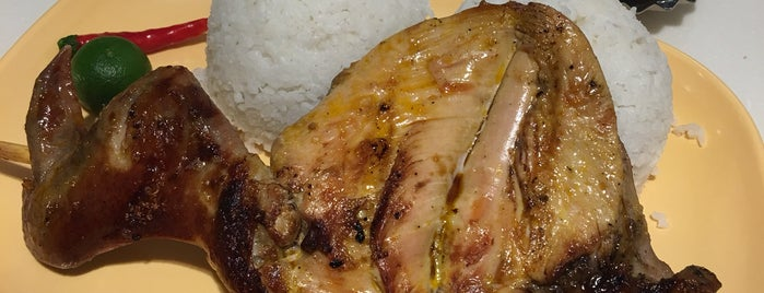 Chicken Deli - Landmark Makati is one of Orte, die Shank gefallen.