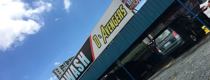 D' Avengers Carwash is one of Orte, die Shank gefallen.