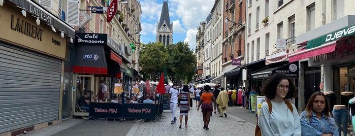 Saint-Denis is one of Paris da Clau.