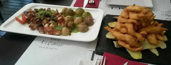 La Intriga is one of Tapeo.