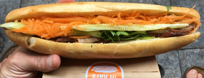 Bánh Mì 25 is one of Hanoi.