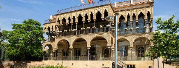 Casa de les Altures is one of Ruta a Horta-Guinardó. La ruta arquitectònica.