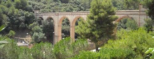 Aqüeducte de Ciutat Meridiana is one of Ruta a Nou Barris. La ruta arquitectònica.