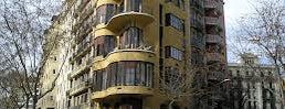 Casa Planells is one of Ruta a l'Eixample. La ruta del modernisme.