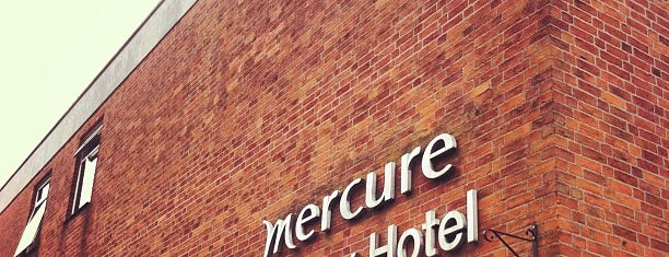 Mercure Winchester Wessex is one of Hotel History.